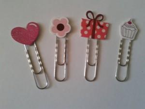 Pink Bookmark