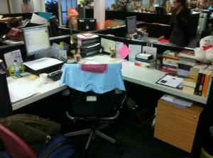 Charlotte's Desk