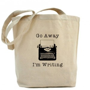 go_away_im_writing_tote_bag
