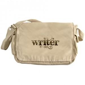 Writer Urban Messenger Bag