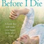 August's Book Corner – Before I Die by Jenny Downham