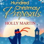 Cover Reveal: One Hundred Christmas Proposals by Holly Martin