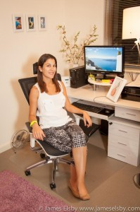 Carla Caruso-In My Office PIC
