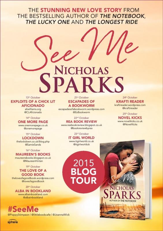 see me the movie nicholas sparks