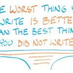 My Five Favourite Inspiring Quotes for Writing