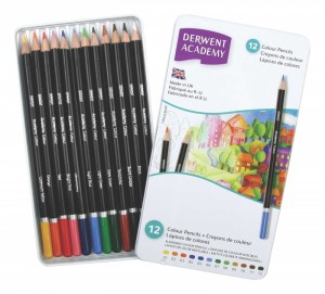 Derwent Academy Pencils