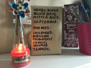 September Blind Date With A Book