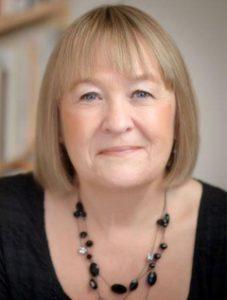 Liz Trenow author photo