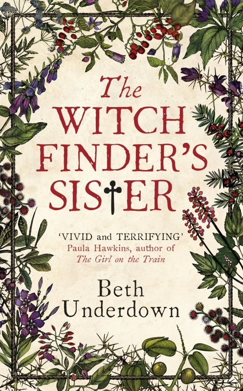 The Witchfinder's Sister jacket