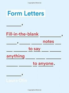 formletters