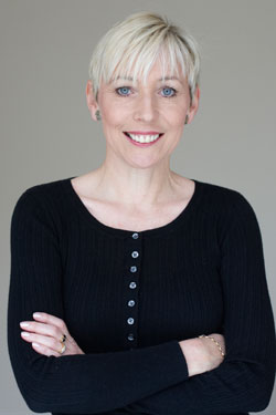 Carole-in-black