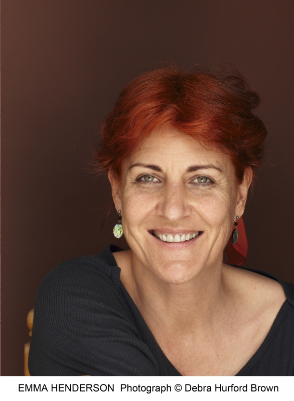 Emma Henderson author pic