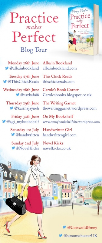 Practice Makes Perfect Blog Tour
