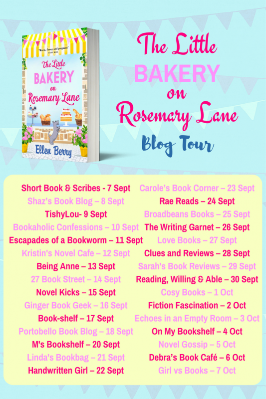 Bakery Blog Tour