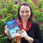 Patricia Furstenberg. Puppy.Author image
