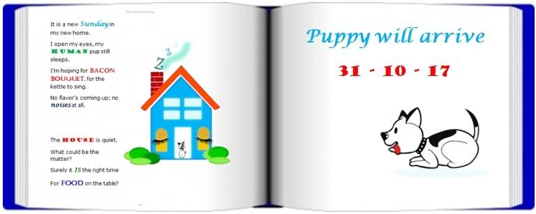Puppy.Patricia Furstenberg.inside image.Novelkicks