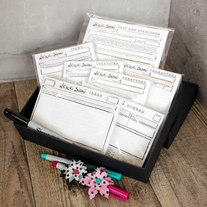 Writers gift set