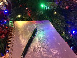 Novel Kicks Writing Room Christmas