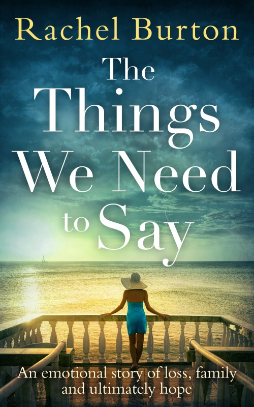 6 The Things We Need to Say_Final Cover