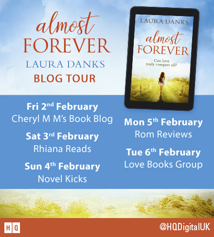 Almost Forever_BlogTour