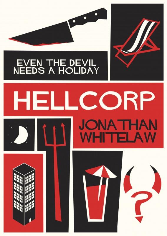 HellCorp - Jonathan Whitelaw
