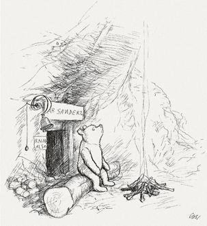 Illustration by E.H Shepard