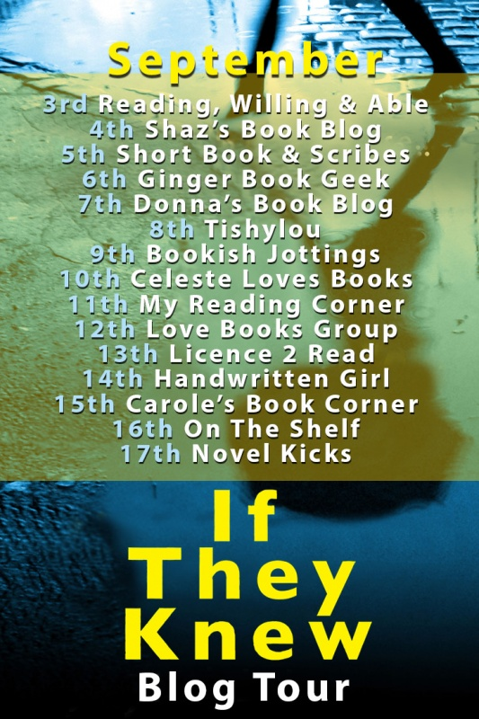 If They Knew Blog Tour