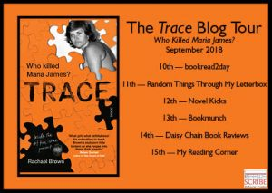 Trace Blog Tour Banner
