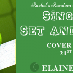 Cover Reveal: Singles, Set and Match by Elaine Spires