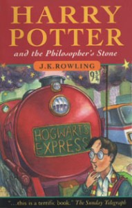 Bloomsbury 1997. C. JK Rowling.