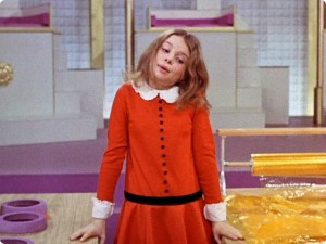 Julie Dawn Cole, Willy Wonka and the Chocolate Factory, Warner Bros. 1971