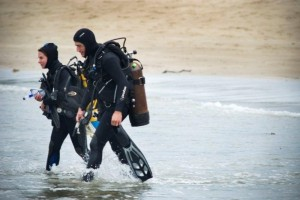 Learning to scubadive - my first glimpse of the underwater world in Tasmania