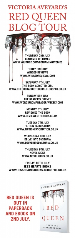 RED QUEEN BLOG TOUR