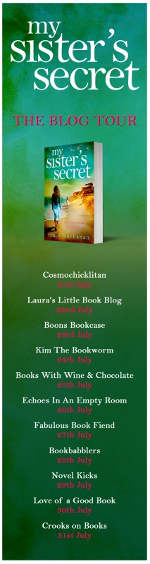 Tracy Blog Tour Banner