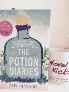 Potion Diaries