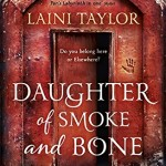 November's Book Club: Daughter of Smoke and Bone by Laini Taylor