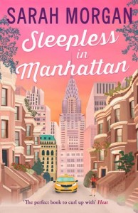 Sleepless in Manhattan, Sarah Morgan