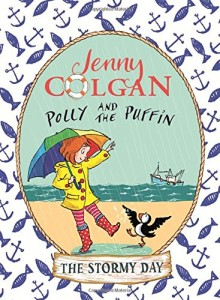 Polly Puffin and stormy day