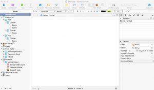 Scrivener Example