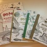 Review: Collection of Harry Potter Colouring Books