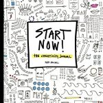 Review: Start Now (A Creativity Journal) – Perfect For Writers