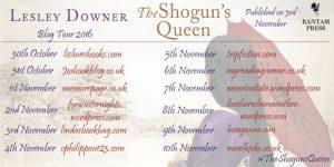 the-shoguns-queen-blog-tour-banner