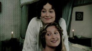Jennifer Ehle & Susannah Harker, Pride & Prejudice, BBC, 1995