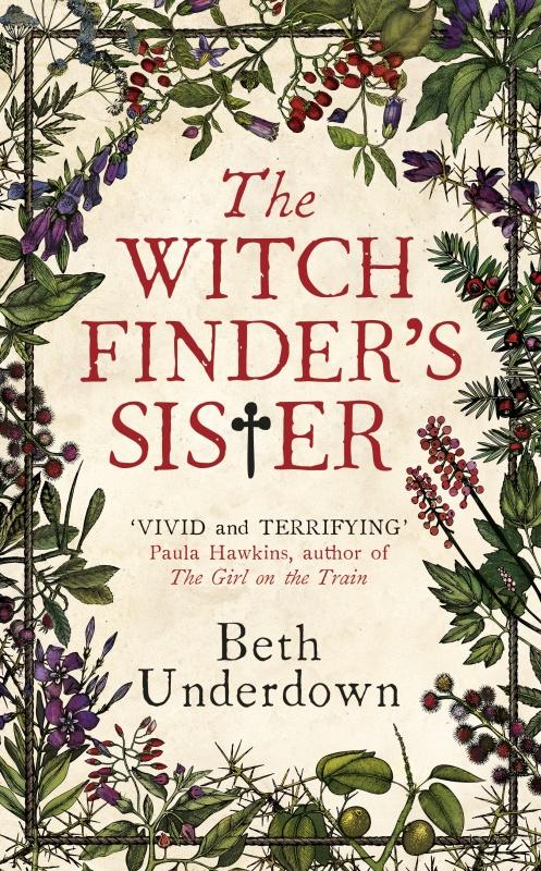 The Witchfinder's Sister jacket