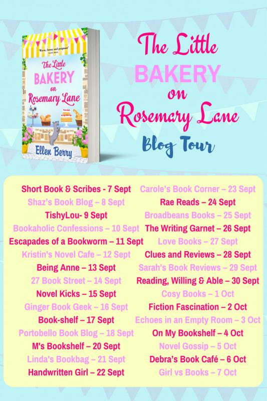 Bakery Blog Tour