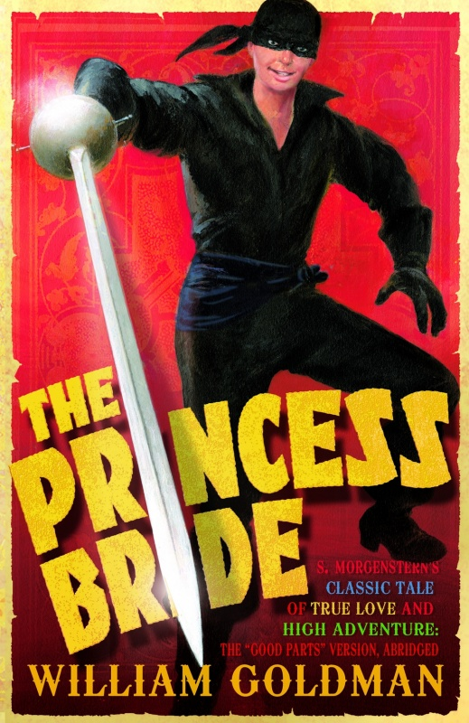 Novel THE PRINCESS BRIDE Cover