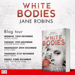 White bodies blog banner