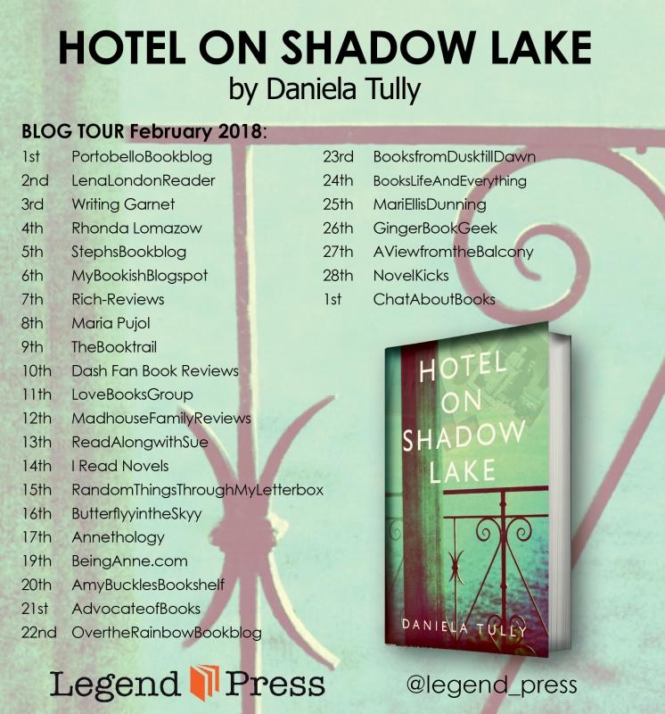Hotel on shadow lake Blog Tour Banner jpeg