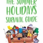 Blog Tour: The Summer Holidays Survival Guide by Jon Rance