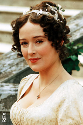 Jennifer Ehle, Pride and Prejudice, BBC. 1995.